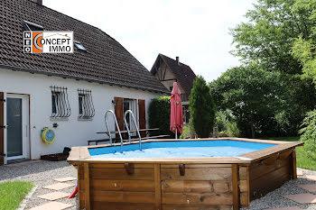 maison à Oberhoffen-sur-Moder (67)