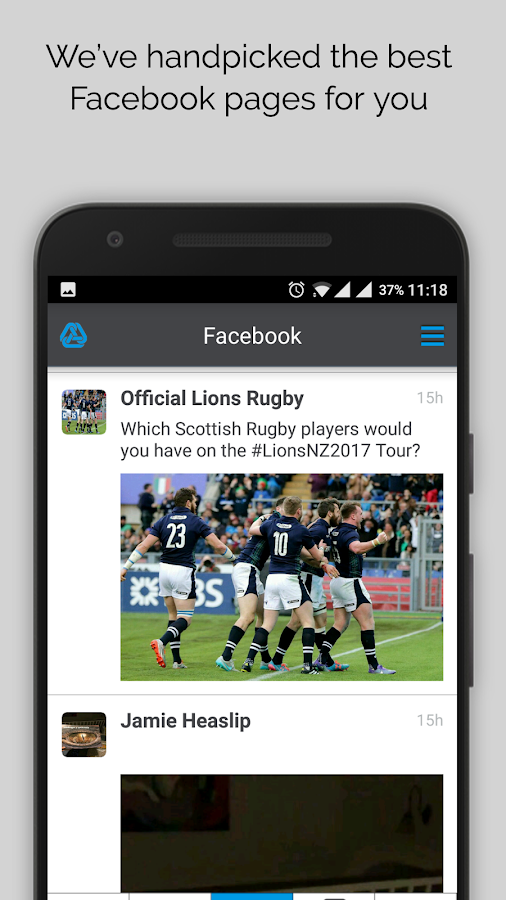 QBE Rugby- screenshot