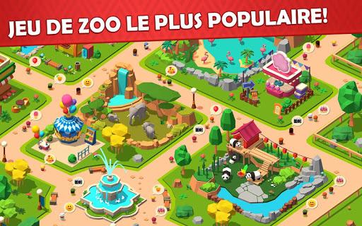 Télécharger Gratuit Zoo Mania: Free Mahjong Games APK MOD (Astuce) screenshots 1
