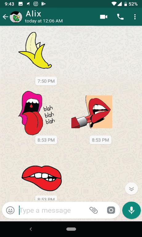Unduh Adult Stickers For Whatsapp Apk Versi Terbaru 1 0 Untuk Perangkat Android