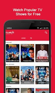 FilmRise – Free Movies & TV App Download For Android and iPhone 2