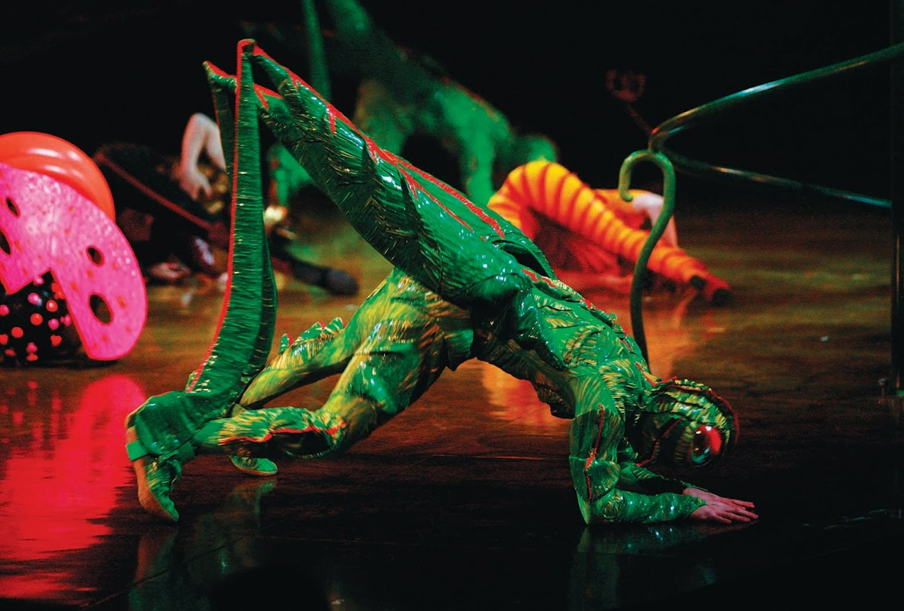 Cirque du Soleil Kraków 2018 relacja