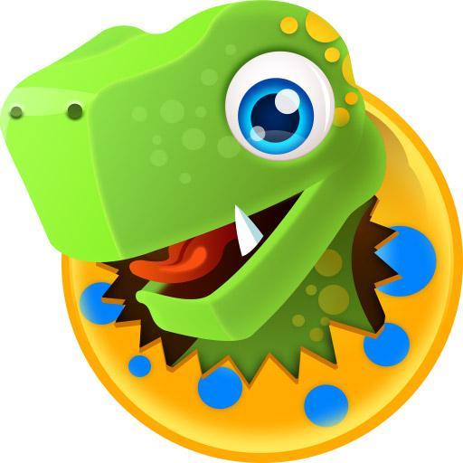 Dino Rescue: Pop Bubble Shooter