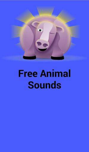 20 Free Animal Sounds
