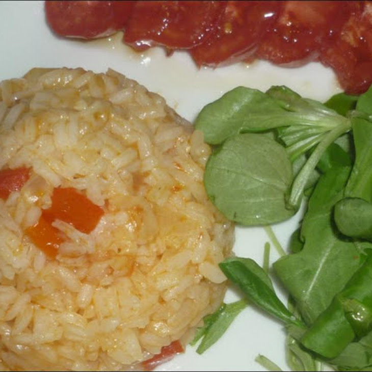 Tomato and Pepper Rice