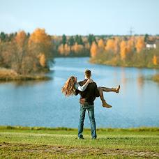 Wedding photographer Aleksey Kalinovskiy (glubina89). Photo of 18.10.2013