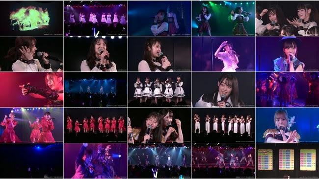 190614 (720p) AKB48 岡部チームA「目撃者」公演