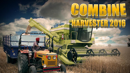 Combine Harvester 2016 1.0 screenshot 2085972