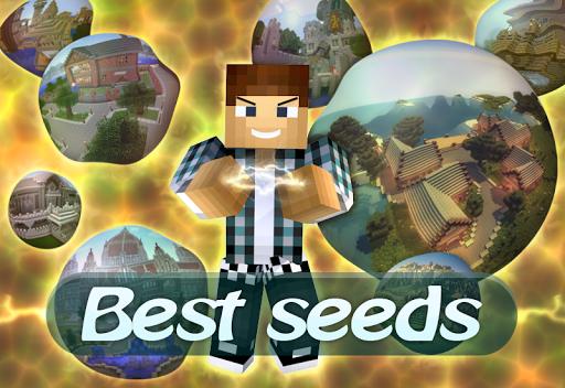 Seeds for Minecraft PE 1.1.5 screenshots 1