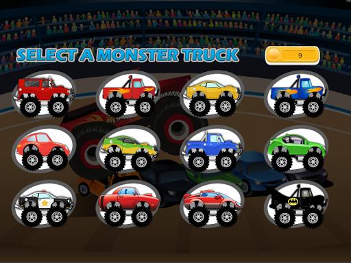 Monster Truck Game for Kids filehippodl screenshot 4