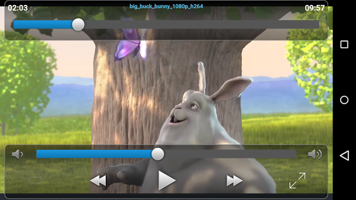 VLC Streamer Free 2.47 (3533) screenshots 2