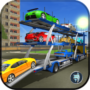 Car Transporter Games 2019
