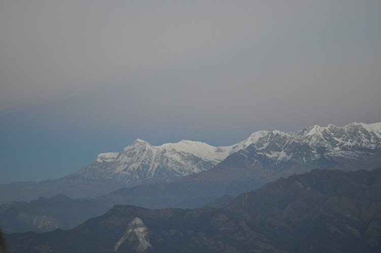The area lies about 216 km (130 miles) northwest of Kathmandu in the region where the world's seventh-highest mountain, Dhaulagiri, is located.