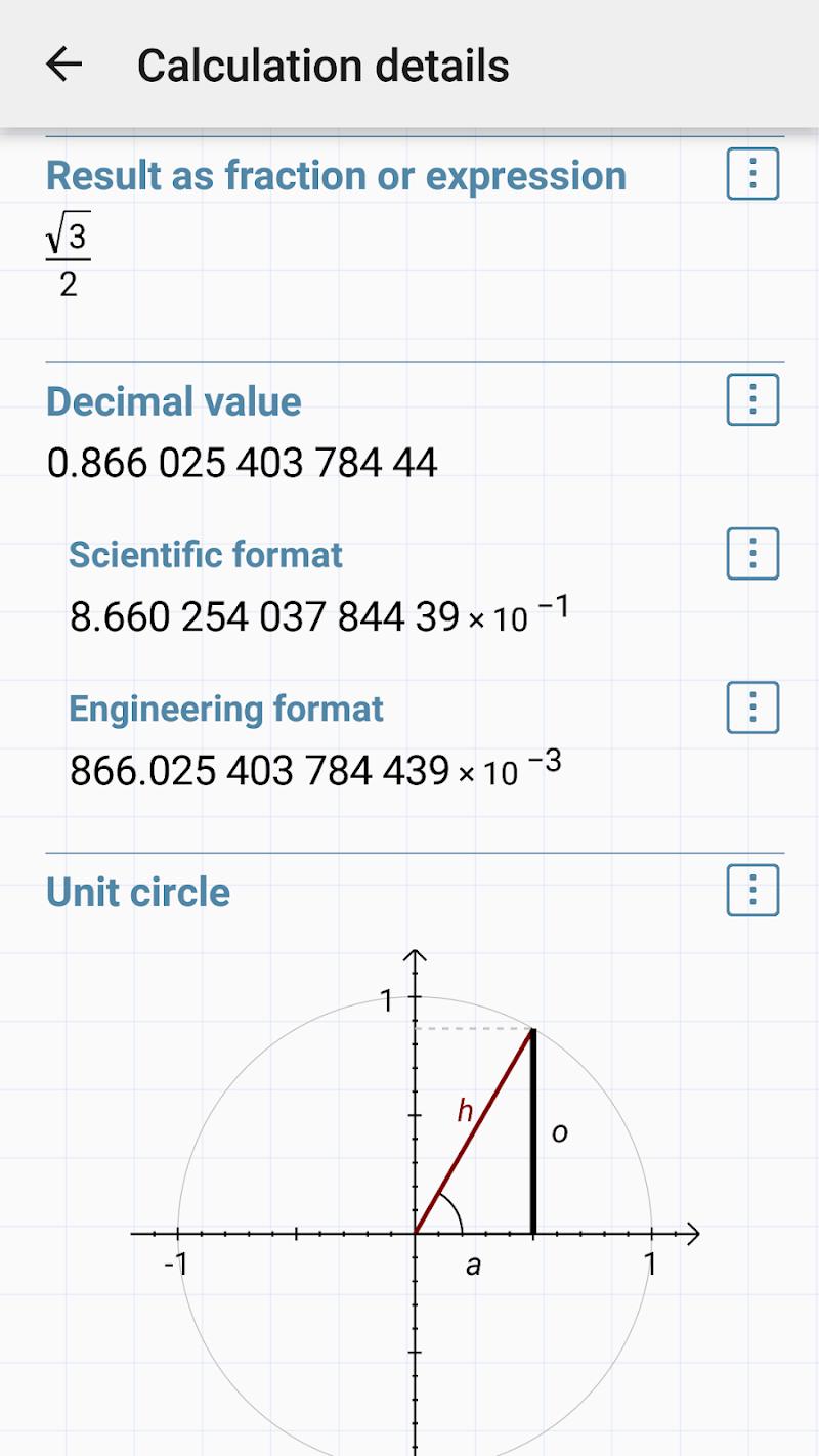 HiPER Calc Pro Screenshot 5