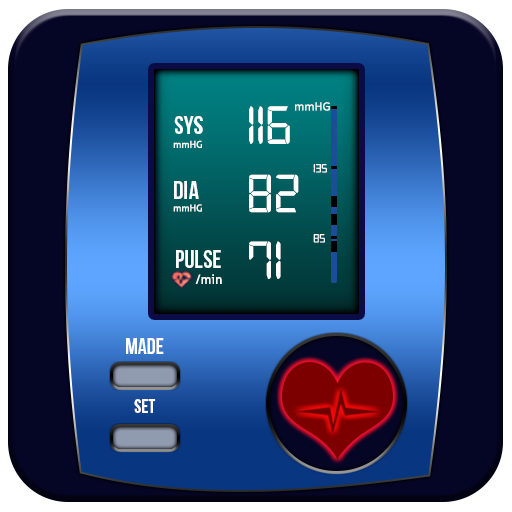 Blood Pressure Checker Info - BP Diary -BP Tracker Android APK Download Free By Smashy Works