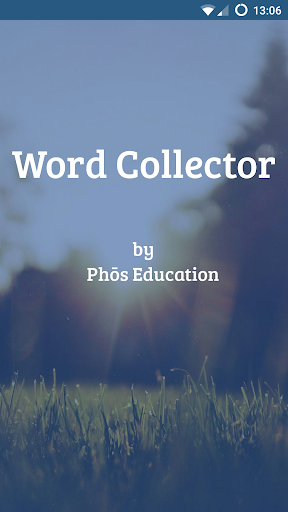 Word Collector Free