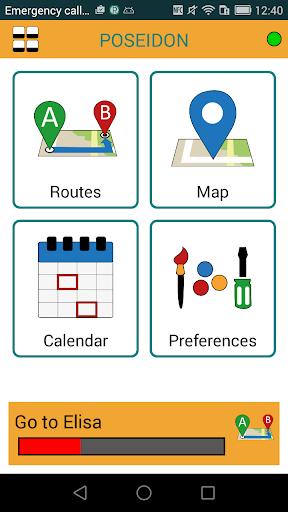 POSEIDON app