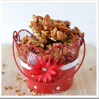 Sweet Nut Clusters Recipe For Your Sweeties.