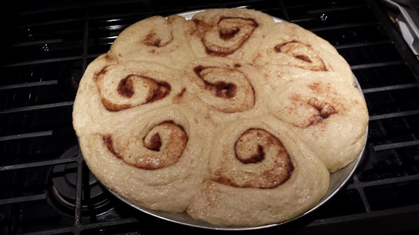 Remove plastic and bake at 350 degrees 25-30 minutes until browned.  Remove from...