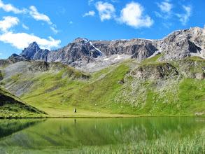Photo: Lac des Cordes : 2446m