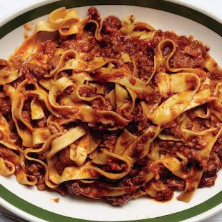 Classic Ragù Bolognese Recipe