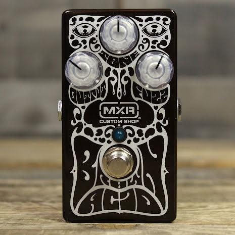 MXR Custom Shop Brown Acid Fuzz Limited Edition