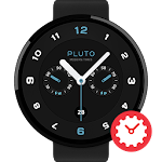 Modern Times watchface by Pluto Icon