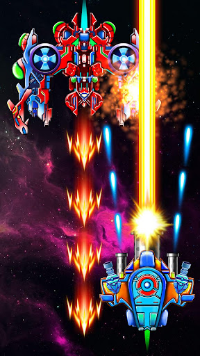 Galaxy Attack : Alien Shooter  captures d'écran 4