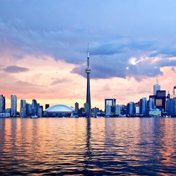 Photo: Toronto skyline.  Learn more here: http://www.inspirato.com/destinations/toronto-canada