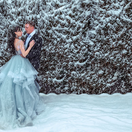 Wedding photographer Nikolay Nikolaev (NickFOTOGROff). Photo of 02.02.2018