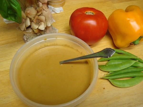 Oriental Salad Dressing Recipe