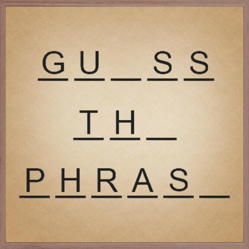 English Guess The Phrase