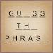 English Guess The Phrase icon