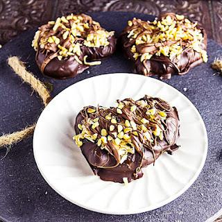 P.M.S Craving Gourmet Chocolate Covered Pretzels.