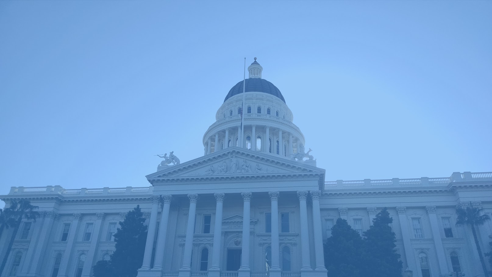 Defining values and training leaders in California State Government