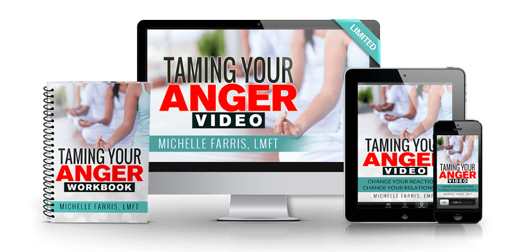 Taming your anger course pack - Michelle Farris - Counseling Recovery