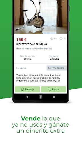 Milanuncios: Segunda mano, motor, pisos y empleo android2mod screenshots 4