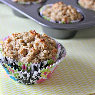 Banana Oatmeal Muffins No Flour Recipes.