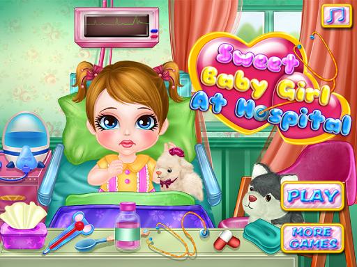 Girl Hospital Doctor Games