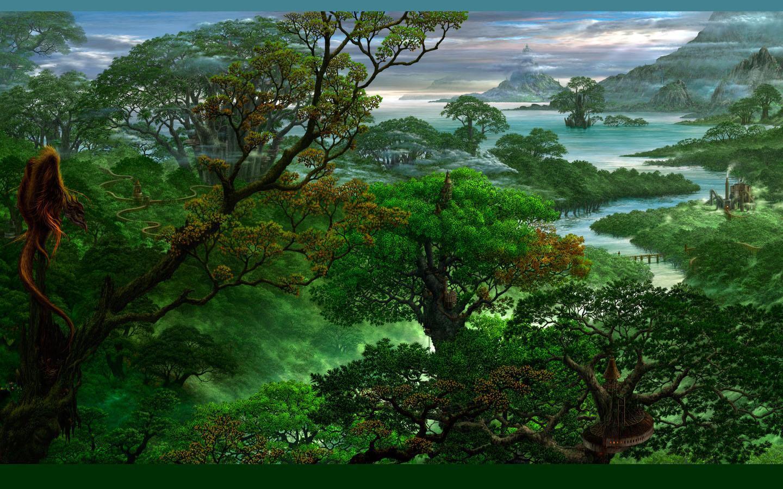 Hd wallpaper jungle - Jungle Wallpapers Hd Screenshot