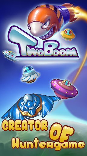Two boom
