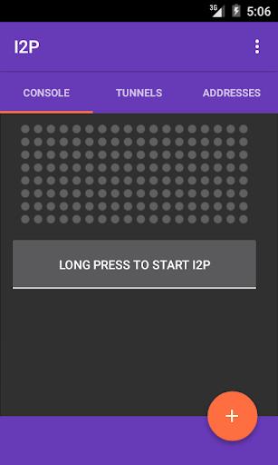 I2P  screenshots 1