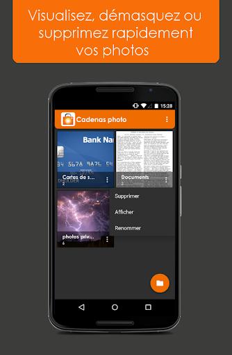 Cadenas photo screenshot 10