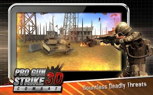 How to mod Pro Gun Strike Combat 3D lastet apk for laptop