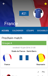 Coupe d 39 europe 2016 android - Calendrier coupe d europe 2016 ...