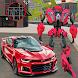 Robot Car Game - Robot Transforming Games