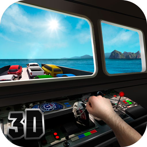 Cargo Ship Car Transporter 3D 模擬 App LOGO-APP開箱王
