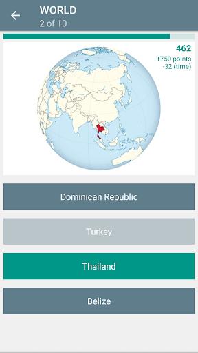 玩免費益智APP|下載Quiz: Flags and Maps app不用錢|硬是要APP