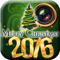 Merry Christmas Greetings 2016 icon