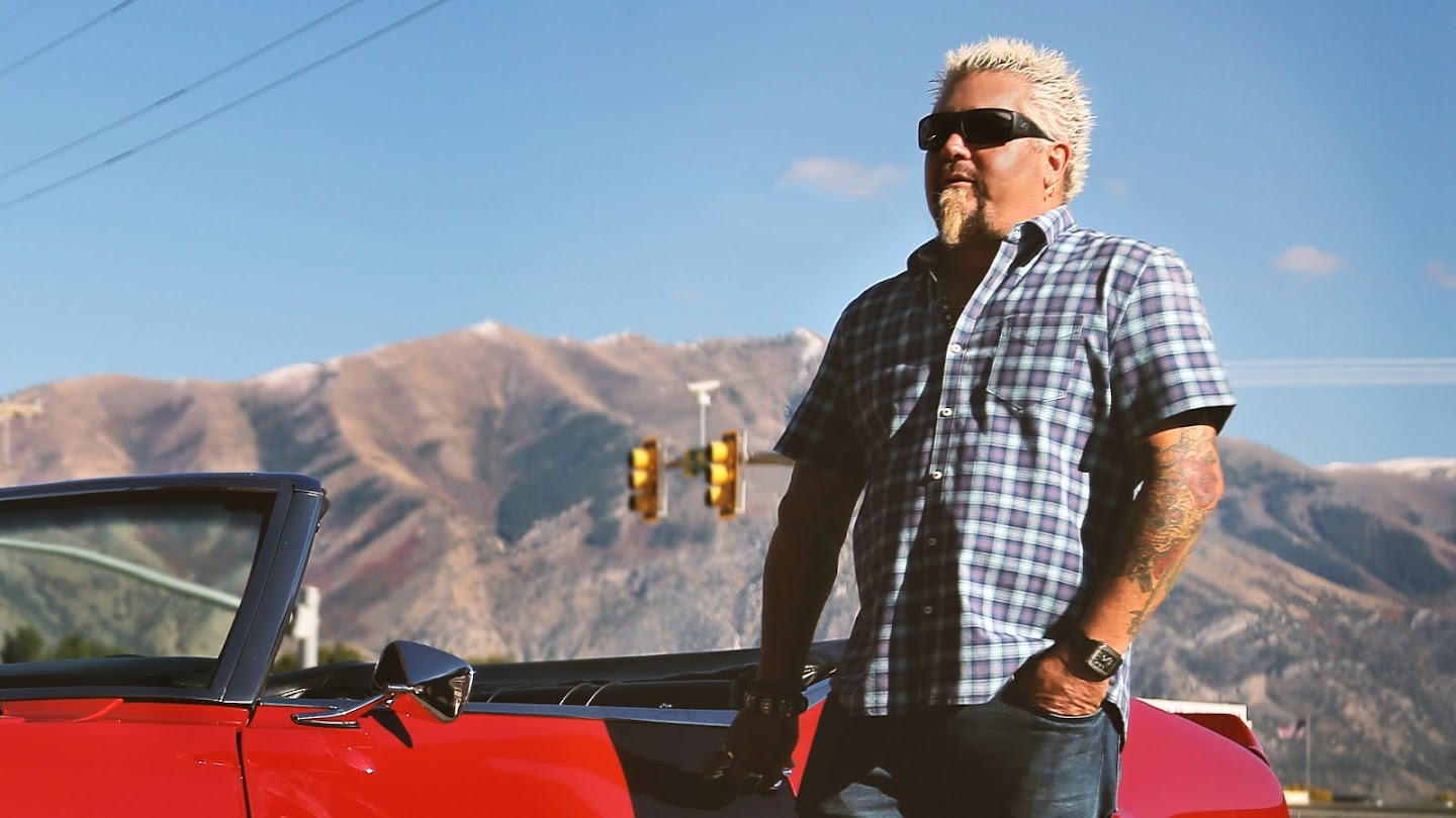 Watch Diners, Drive-Ins and Dives live